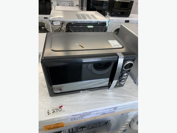 Planet Appliance - swan Microwave