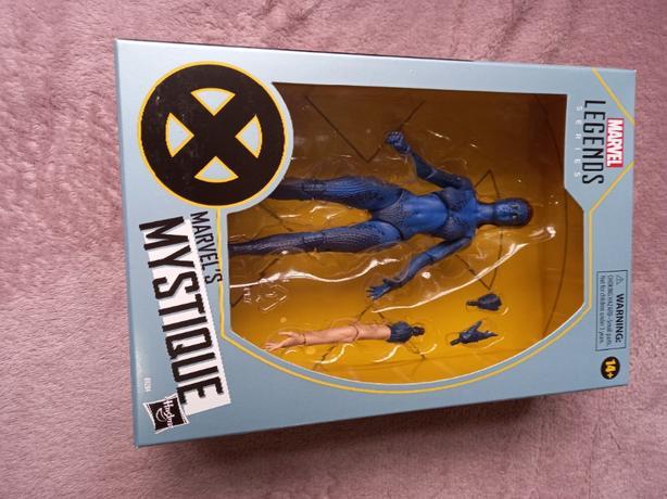 Marvel legends mystique action figure