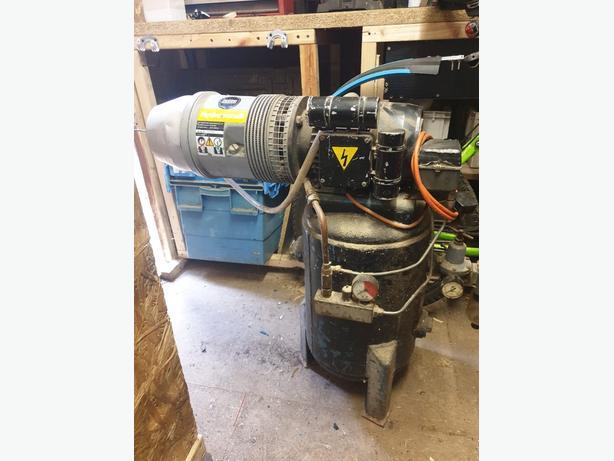 Hydrovane5 air compressor