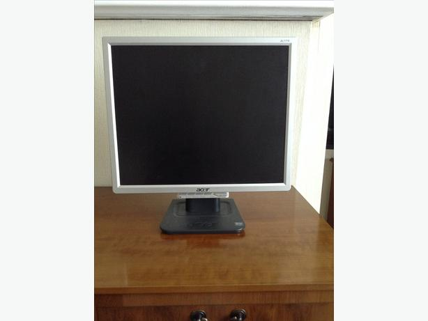Acer 17 inch Monitor