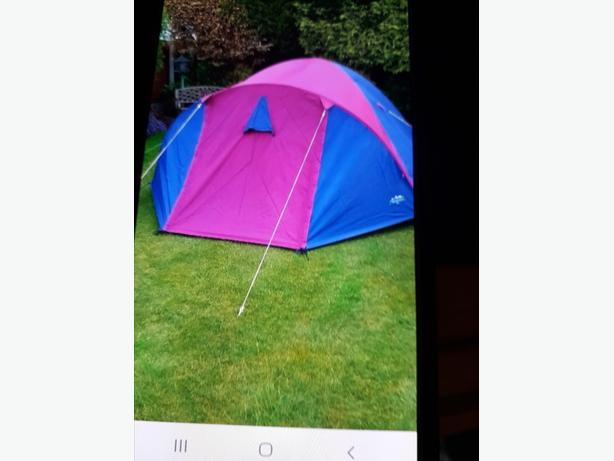 FOUR DOME TENT