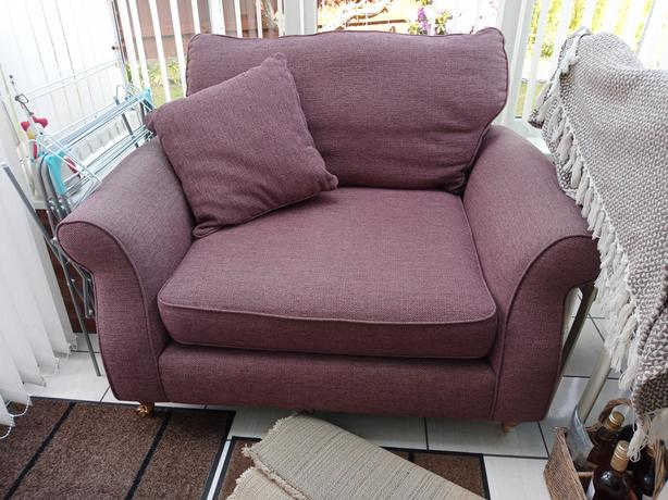 Snuggle Armchair