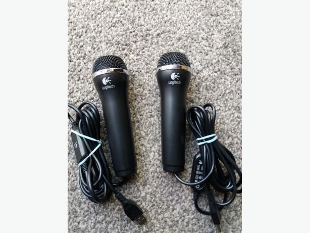 Official Logitech Rock band USB microphone