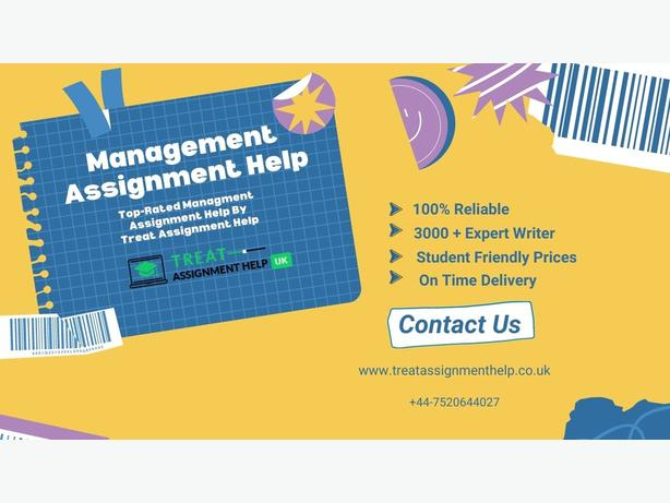 Experienced & Qualified Experts with Management Assignment Help