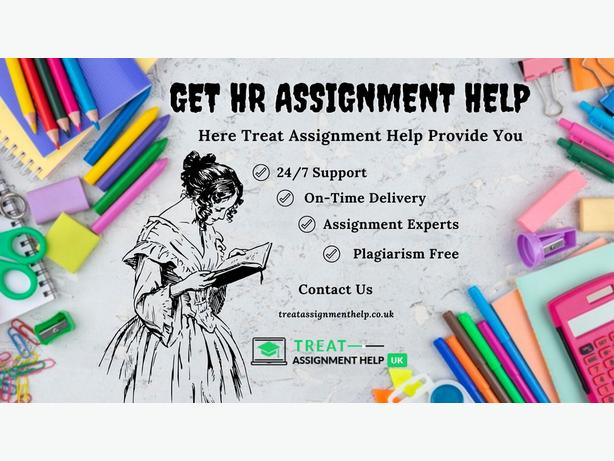 Complete Your Papers with Online HR Assignment Help