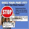 41026074-KD60LB01E15 HOOVER PCB CONTROL MODULE USED FULLY TESTED