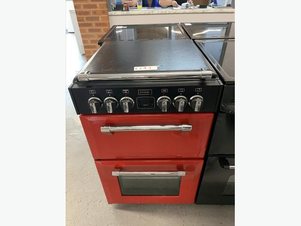 🟩Planet 🌍 Appliance - Stoves 55cm Electric  Cooker