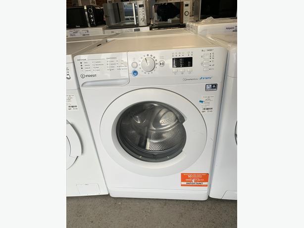 🟩Planet 🌍 Appliance - Indesit  8 kg Washing Machine