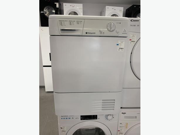 🟩Planet 🌍 Appliance - Hotpoint 7kg Condenser Dryer