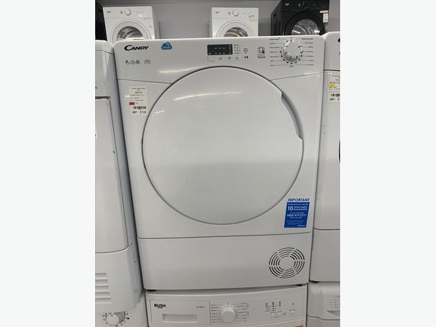 🟩Planet 🌍 Appliance - Candy 8 KG Condenser Dyer