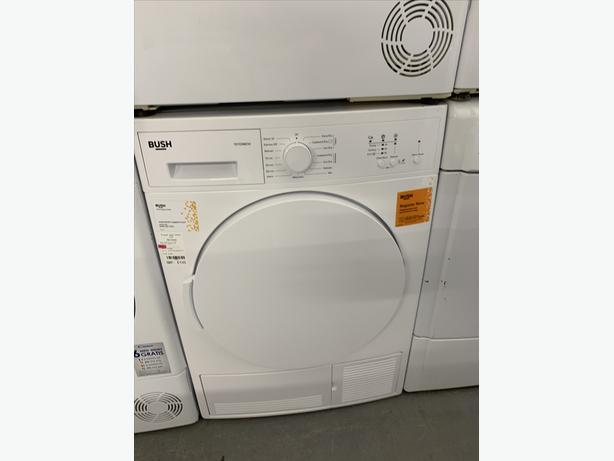 🟩Planet 🌍 Appliance - Bush 8 KG Condenser DyeR