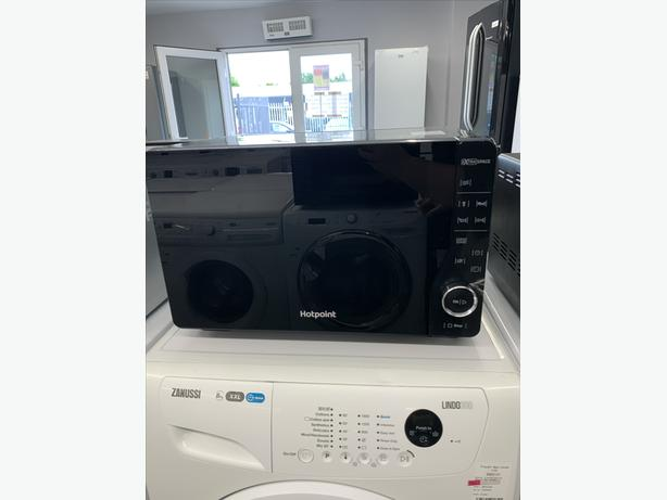 🟩Planet 🌍 Appliance - Hotpoint Microwave