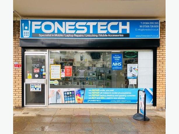 Mobile Phone, Tablet and Computers repair Kingswinford