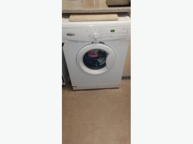 whirlpool washing machine - £25 - need gone