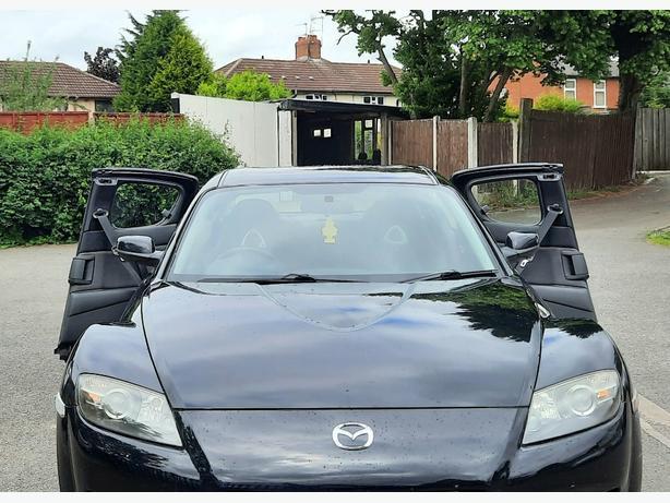 Mazda RX8 rebuild by Rotary Motion