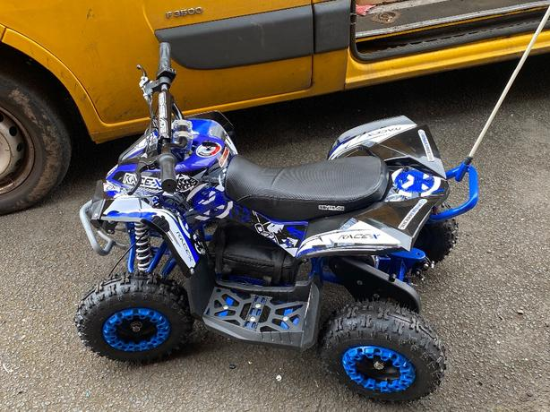 1000w RACE X Electric quad bike 36v kids 3speed