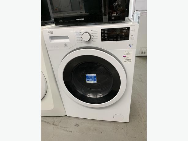 🟩Planet 🌍 Appliance - Beko 7kg + 5kg Washer dryer