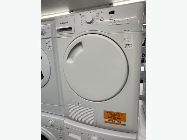 🟩Planet 🌍 Appliance - Hotpoint Tumble Dryer