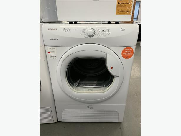 🟩Planet 🌍 Appliance - Hoover  Tumble Dryer