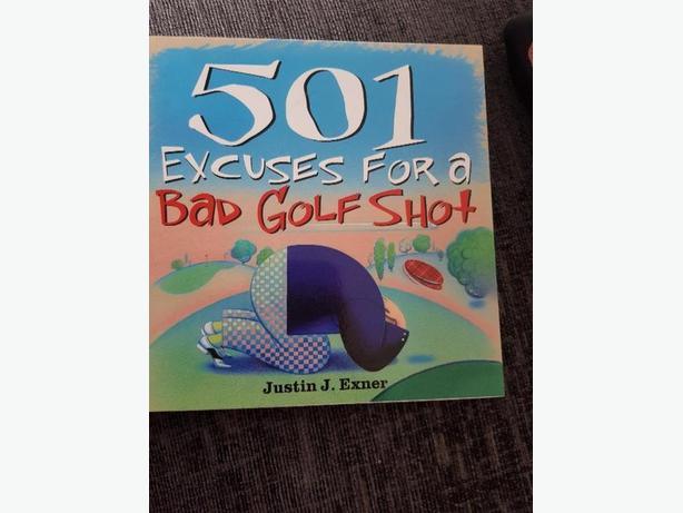 NEW Golf book