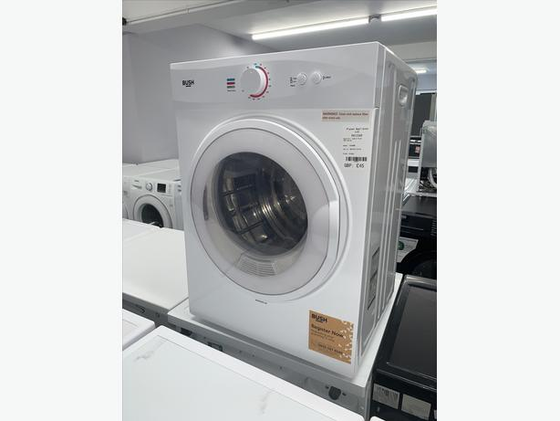 PLANET APPLIANCE - 3KG MINI VENTED DRYER IN WHITE