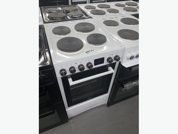 PLANET APPLIANCE - 50CM NEWWORLD ELECTRIC COOKER WHITE