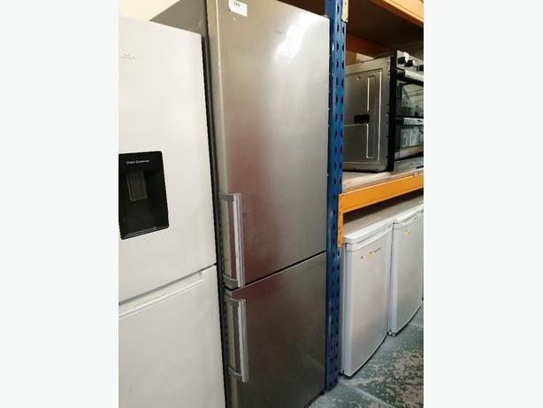 Kenwood tall fridge freezer with warranty at Recyk Appliances