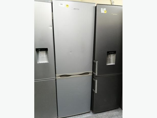 Lec tall fridge freezer 3 drawers 3 months warranty at Recyk Appliances