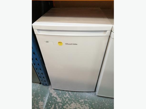 Russell hobbs undercounter freezer 4 drawers at Recyk Appliances