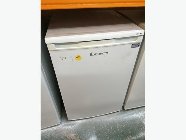 Lec undercounter freezer at Recyk Appliances