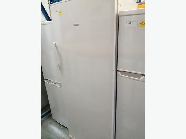 Bosch tall freezer with warranty at Recyk Appliances