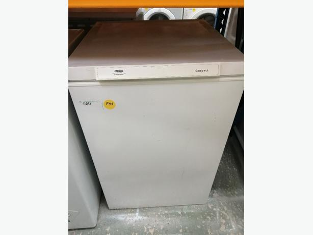 Zanussi chest freezer with 3 months warranty at Recyk Appliances