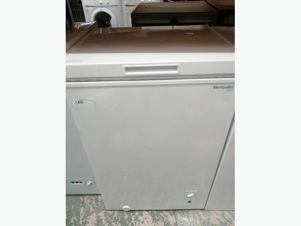 Montepellier chest freezer with 3 months warranty at Recyk Appliances
