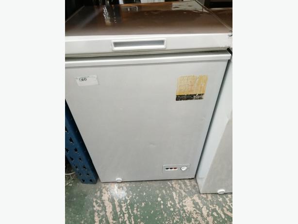 Bush chest freezer with 3 months warranty at Recyk Appliances