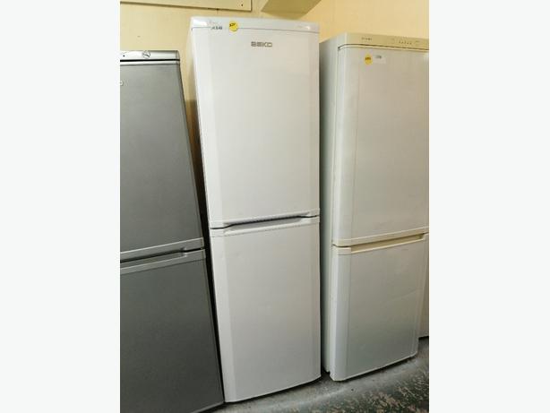 Beko tall fridge freezer 4 drawers with warranty at Recyk Appliances