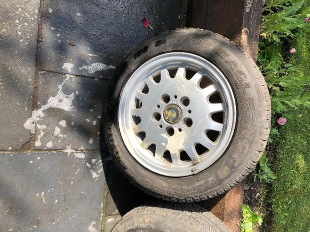 BMW goodyear tyre 185/65R15 88H