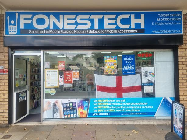 Mobile Phone, Tablet, and Computer repairs in Kingswinford