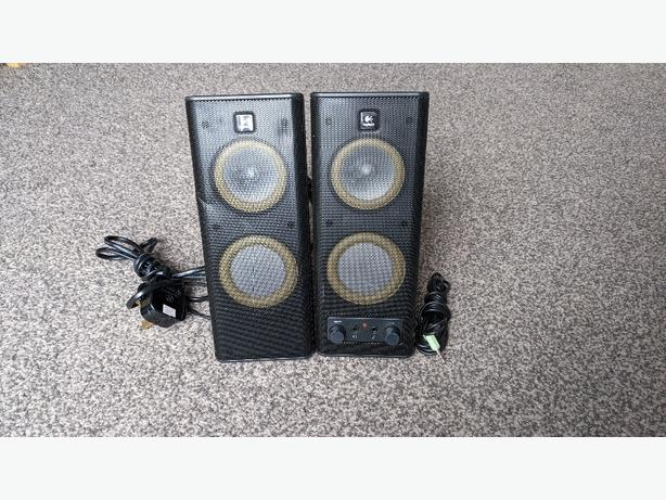 logitech speakers x-140 s-0264b