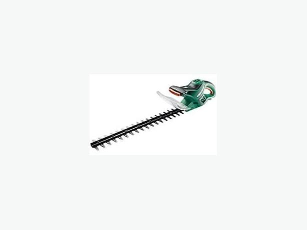 hedge trimmer and grass cutter