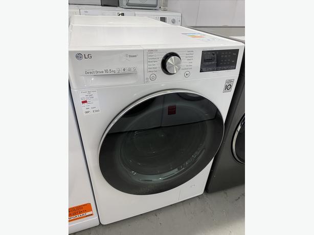 🟩🟩 10.5KG LG NEW GRADED WASHER/WASHING MACHINE WITH GUARANTEE