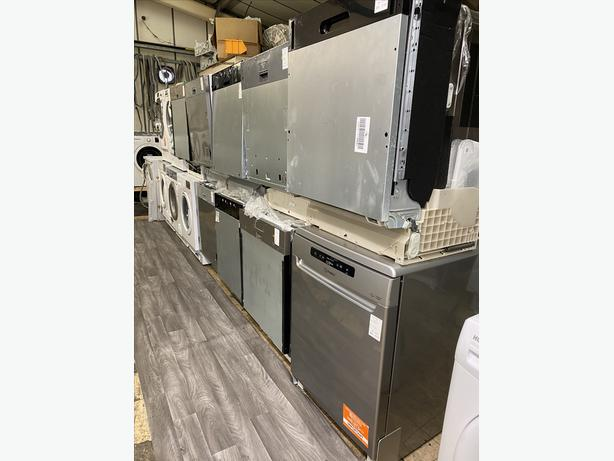 INDESIT  60CM WIDE DISHWASHER WITH GUARANTEE