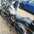 Motorbike keeway superlight 125