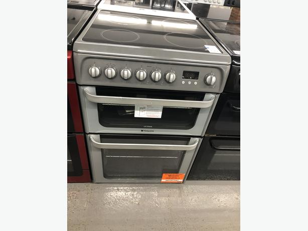 🟩🟩PLANET🌎APPLIANCE🟩🟩HOTPOINT 60CM ELECTRIC COOKER / DRYER