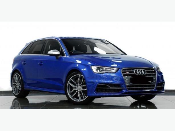 2014 Audi S3 S-Tronic 400Bhp HPI Clear
