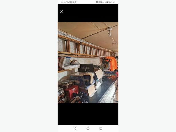 FREE: wooden ladders