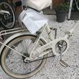 Raleigh Vintage Foldaway Bike.