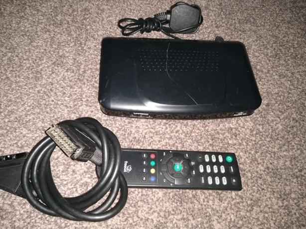 Goodmans GFSAT101SD Freesat SD DVBS Set Top Box