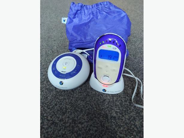 BT baby monitor 250