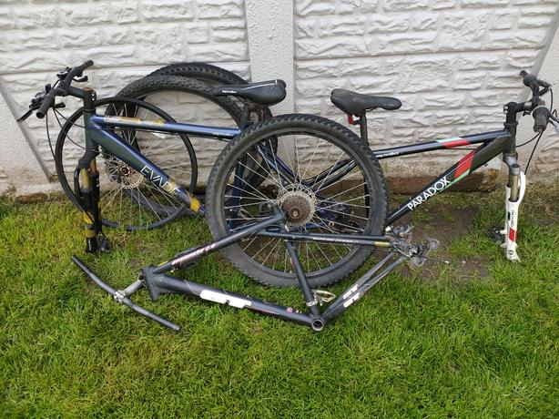 spares or repairs bike joblot