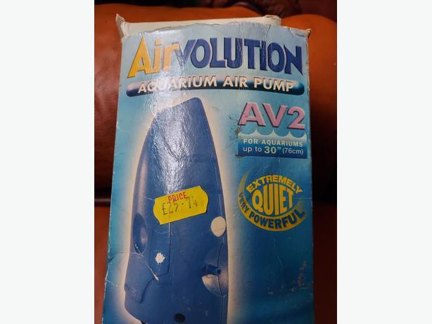 Airvolution AV2 air pump